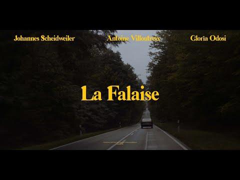 Antoine Villoutreix - La Falaise