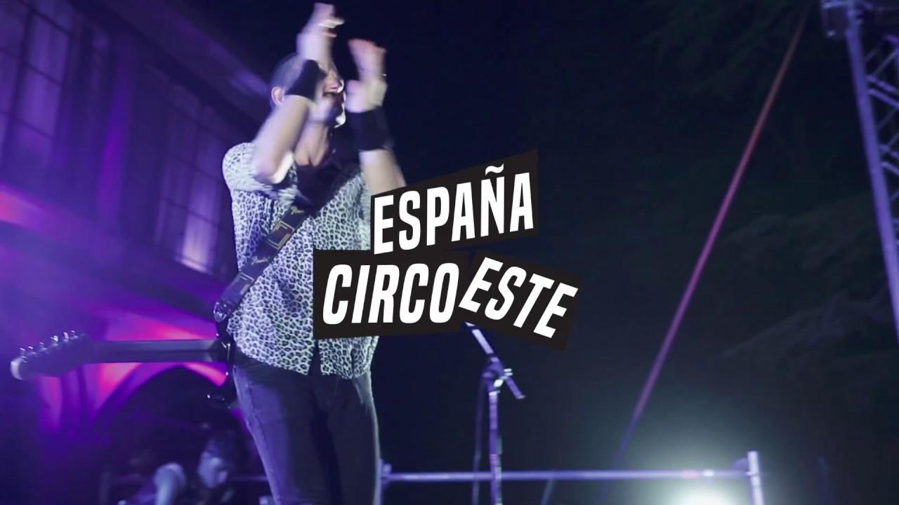Espana Circo Este - Mal Educacion - Live @ Botanique di Bologna
