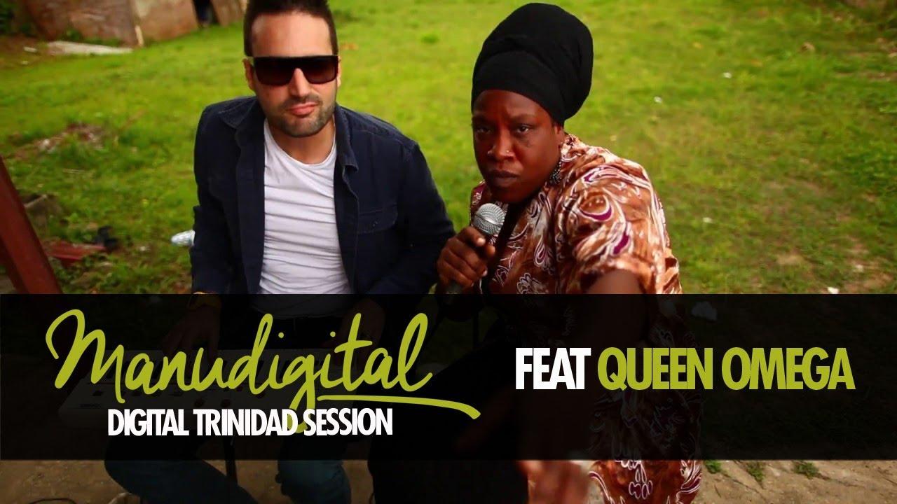 MANUDIGITAL - Queen Omega - Digital Trinidad Session (Official Video)
